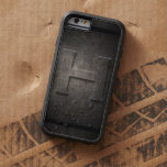 Black Metal H Monogram - Iphone Case Tough Xtreme iPhone 6 Case