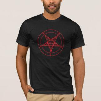 Black Metal Symbol RED /Black SHIRT
