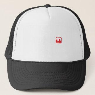 Black miner T Trucker Hat
