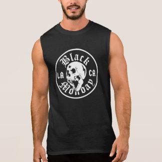 Black Monday Bowling Muscle T Sleeveless Shirt