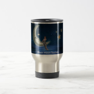 Black Moon Society travel Mug