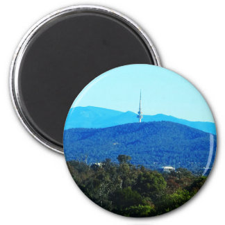 Black Mountain – Canberra 2 Inch Round Magnet