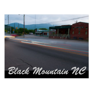 black mountain nc postcard