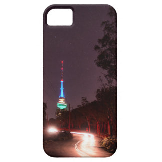 Black Mountain Tower iPhone5 Barely There Case iPhone 5/5S Case