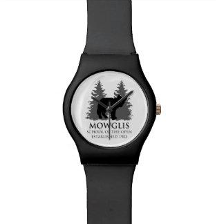 Black Mowglis Watch