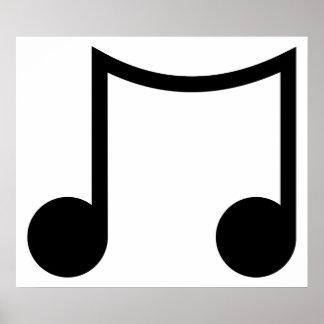 Black Music Poster