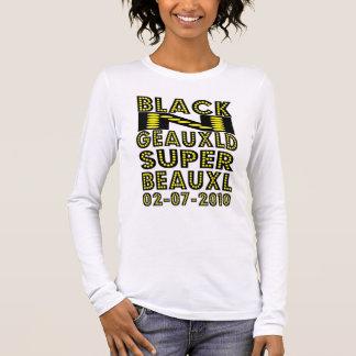 BLACK N GEAUXLD NEW ORLEANS  LONG SLEEVE T-Shirt