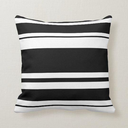 Black n' White Pillow