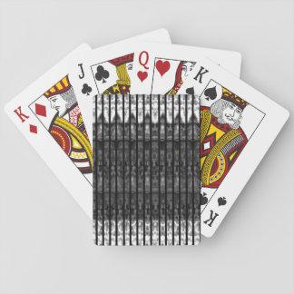 Black n White Playing Cards