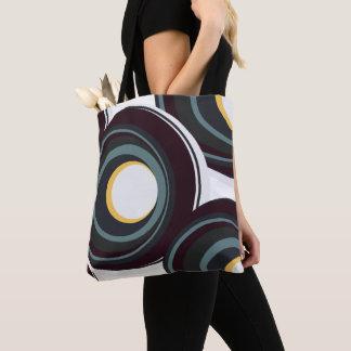 Black Nebula Tote Bag