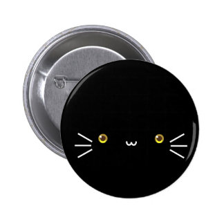 black neko button