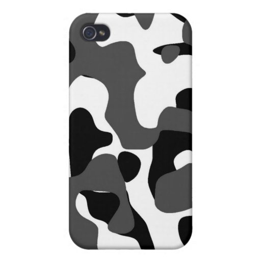 Black No 1 Covers For iPhone 4
