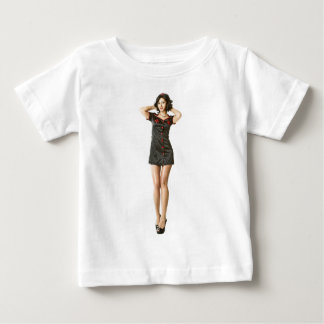 Black nurse baby T-Shirt