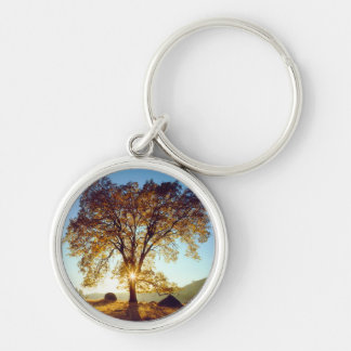 Black Oak Trees | Cleveland National Forest, CA Keychain