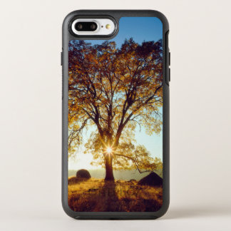 Black Oak Trees   Cleveland National Forest, CA OtterBox Symmetry iPhone 8 Plus/7 Plus Case