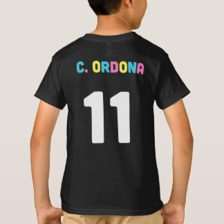Black Official Ordona Shirt