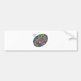 Black Opal Bumper Sticker