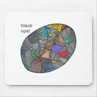 Black Opal Mouse Pad
