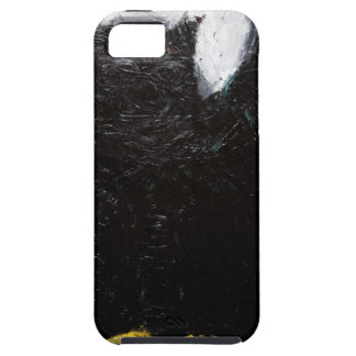 Black Owl ( animal symbolism painting) Case For The iPhone 5