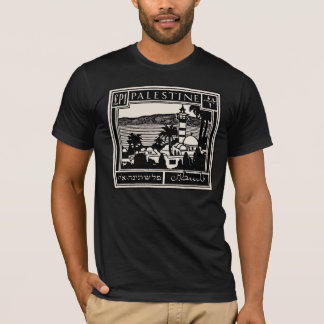 Black Palestine T-Shirt