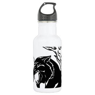 Black Panther 532 Ml Water Bottle