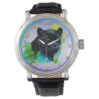BLACK PANTHER and BLENDING JUNGLE Watch