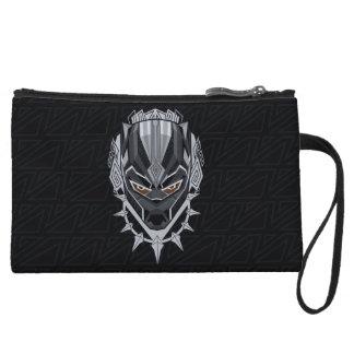 Black Panther | Black Panther Head Emblem Wristlet
