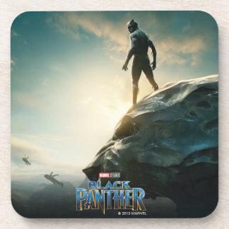 Black Panther | Black Panther Standing Atop Lair Coaster