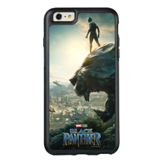 Black Panther | Black Panther Standing Atop Lair OtterBox iPhone 6/6s Plus Case