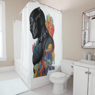 Black Panther | Black Panther Tribal Graffiti