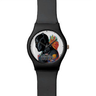 Black Panther | Black Panther Tribal Graffiti Watch