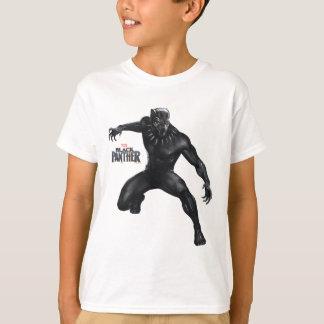 Black Panther | Black Panther Vibranium Suit T-Shirt