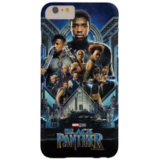 Black Panther | Characters Over Wakanda Barely There iPhone 6 Plus Case