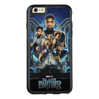 Black Panther | Characters Over Wakanda OtterBox iPhone 6/6s Plus Case