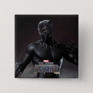 Black Panther | Claws Out 2 Inch Square Button