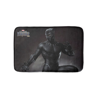 Black Panther | Claws Out Bath Mat