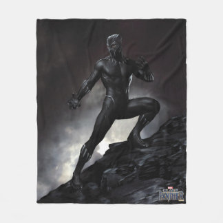 Black Panther | Claws Out Fleece Blanket