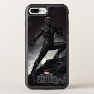 Black Panther | Claws Out OtterBox Symmetry iPhone 8 Plus/7 Plus Case