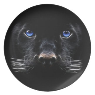 Black Panther Dinner Plates