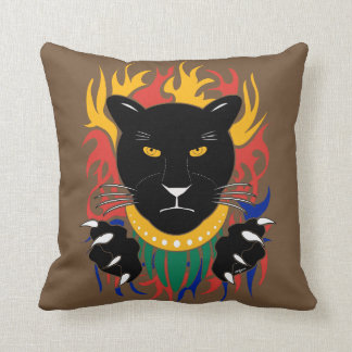 Black Panther double-sided pillow