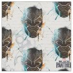 Black Panther | Dual Panthers Street Art Fabric