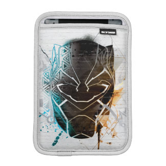 Black Panther | Dual Panthers Street Art iPad Mini Sleeve