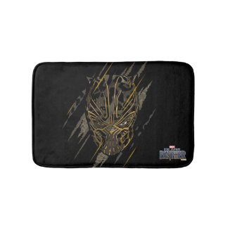 Black Panther | Erik Killmonger Claw Marks Bath Mat