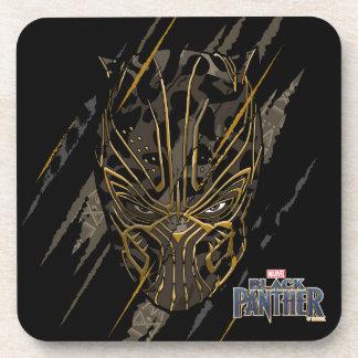 Black Panther | Erik Killmonger Claw Marks Coaster