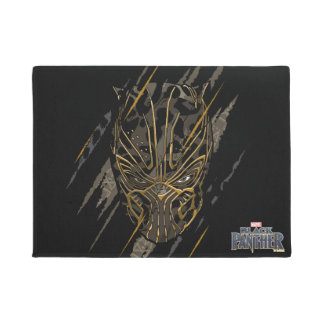 Black Panther | Erik Killmonger Claw Marks Doormat