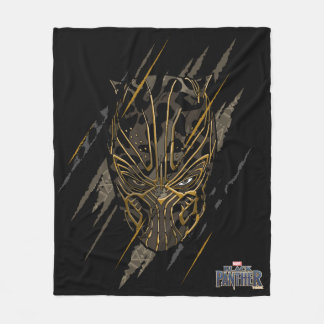 Black Panther | Erik Killmonger Claw Marks Fleece Blanket