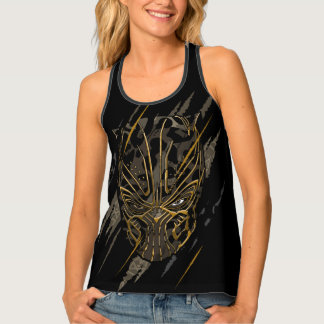 Black Panther | Erik Killmonger Claw Marks Tank Top