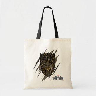 Black Panther   Erik Killmonger Claw Marks Tote Bag