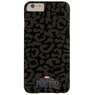 Black Panther | Erik Killmonger Panther Pattern Barely There iPhone 6 Plus Case