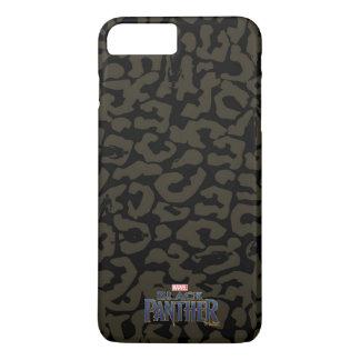 Black Panther | Erik Killmonger Panther Pattern iPhone 8 Plus/7 Plus Case